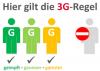 Info Corona > 3G-Regel ab sofort!