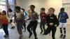 Classe 5c - Atelier Hip-hop im Atrium - September 2021