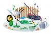 Vorschaubild der News: Gartengeräte als Spende gesucht!