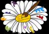 """Kreativ-Kita """"Gänseblümchen""""- Unsere Homepage"""