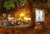 Das Jugendforum in Falkensee veranstaltet wieder ein Freiluftkino.