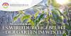 """Foto zur Veranstaltung Wandlitz grün: """"Es wird durchgeblüht - der Garten im Winter"""""""