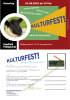 Karte Kulturfest auf dem Kunstfeld